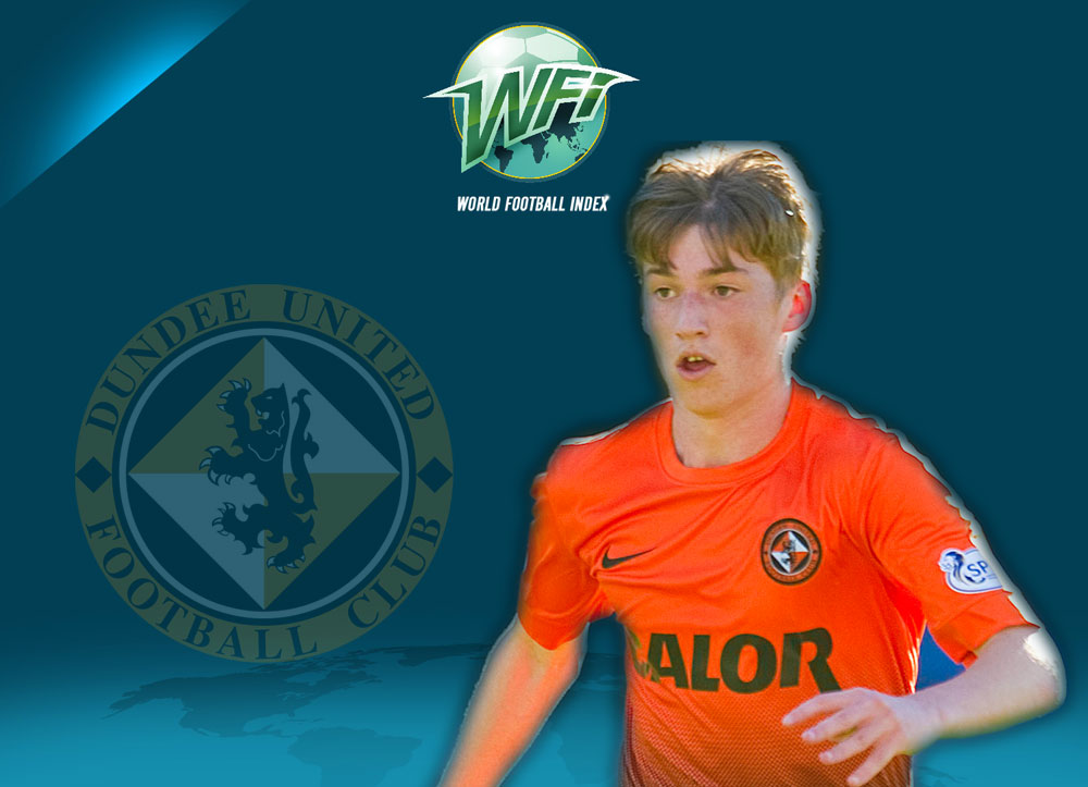 Ryan Gauld & The Universidad de Dundee United