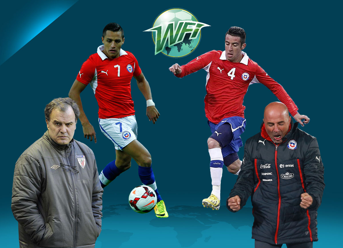 How Chile's Triumphant Evolution Influenced World Football
