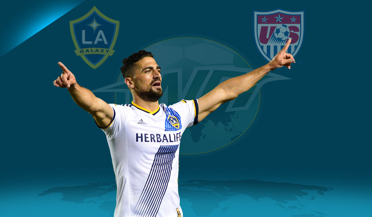 Sebastian Lletget – Hollywood's Budding Talent