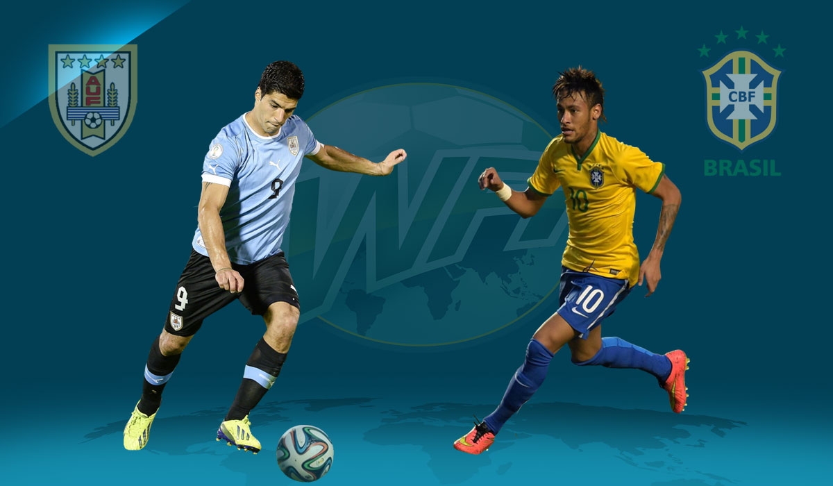 Brazil vs Uruguay – The Tale of 2 Captains