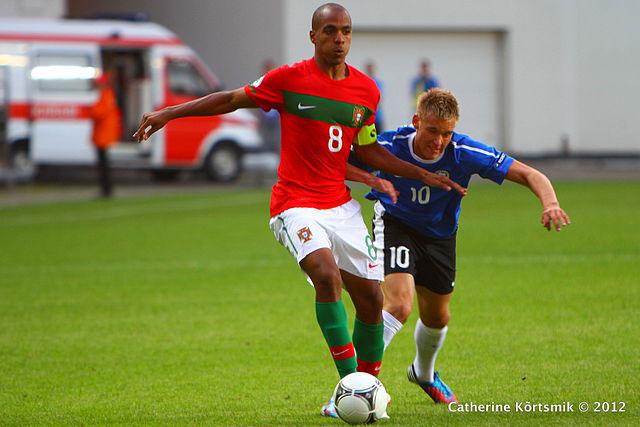 Joao Mario in action for Portugal u19s [Image: Catherine Kõrtsmik]