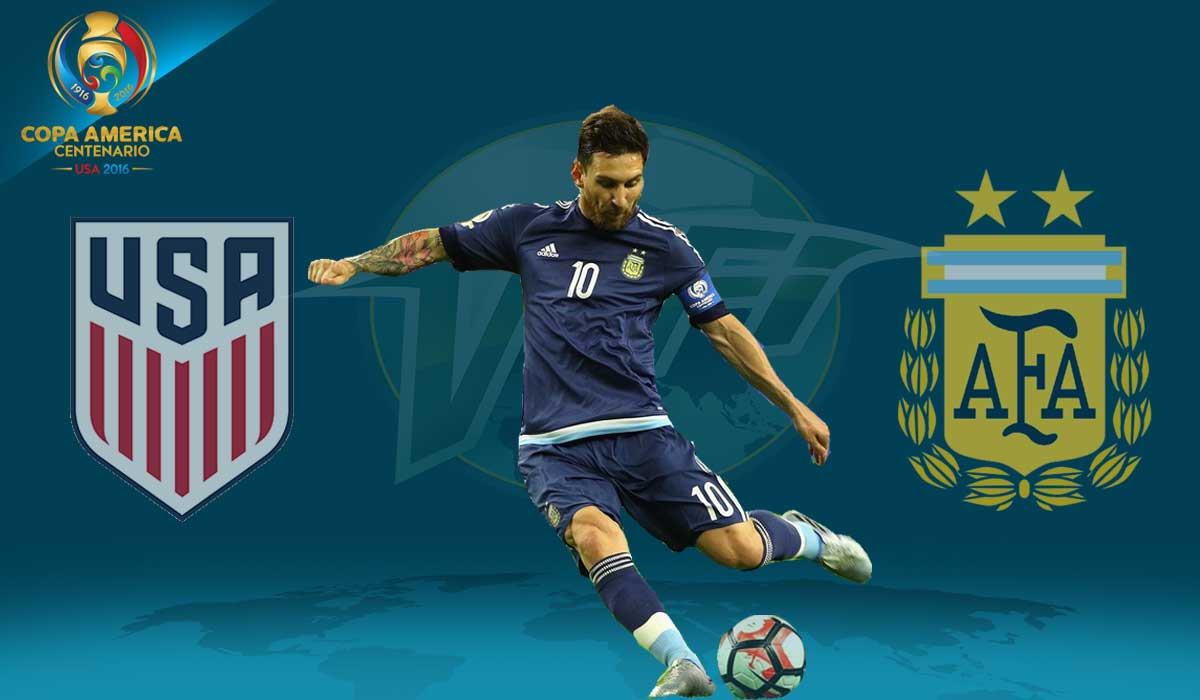 Messi's Greatness Near Indisputable, But U.S.A. Have Lessons to Learn