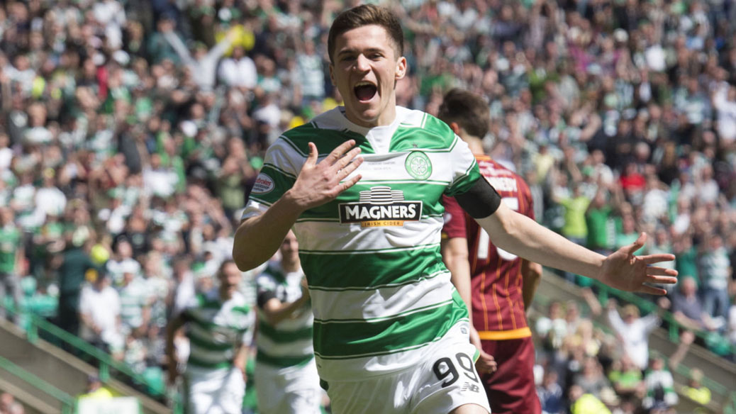 Celtic Teenager Jack Aitchison on The Old Firm derby & More