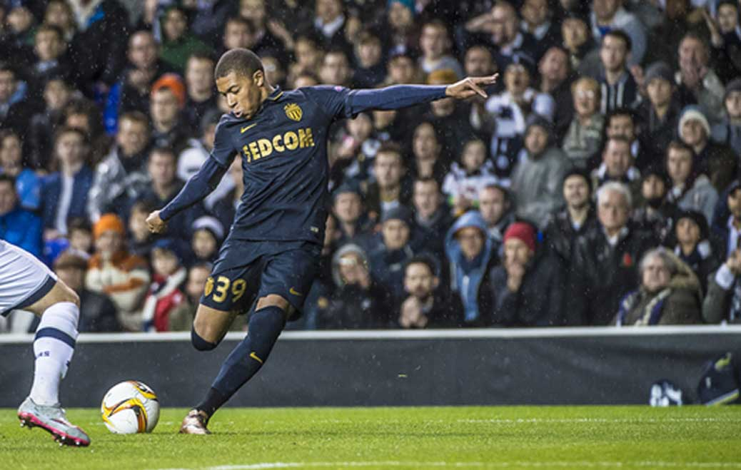 Is Kylian Mbappe The Next Star Forward off the French Production Line?