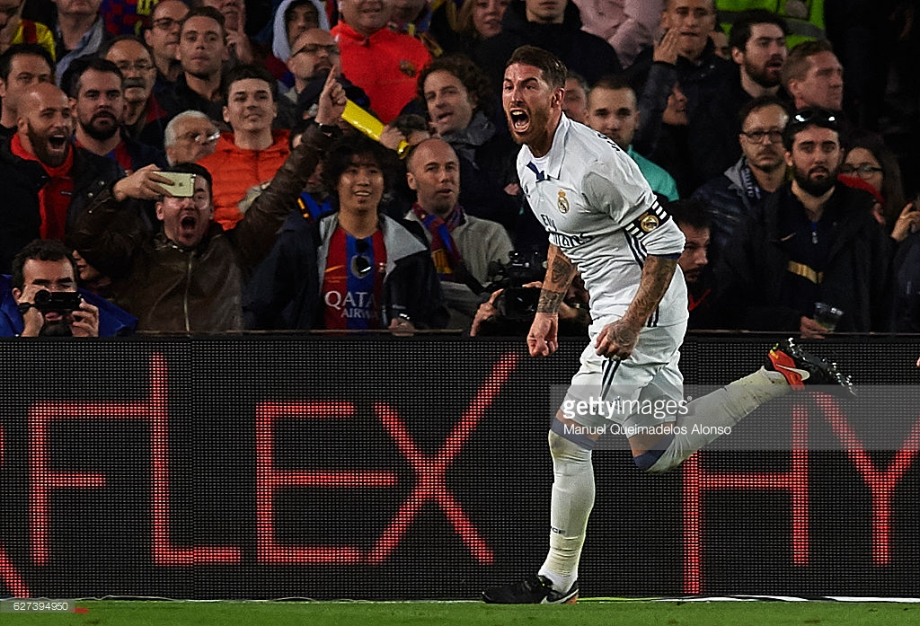 Ramos' Big Game Track Record Speaks for Itself