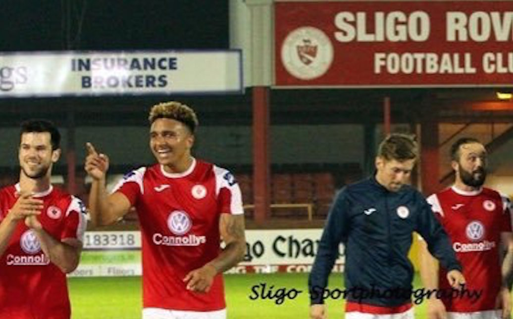 Tobi Adebayo-Rowling Aiming for Europe with Sligo Rovers