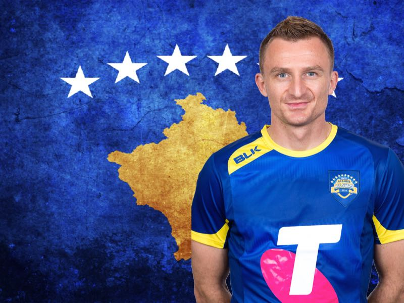 Besart Berisha – Finally At Home?