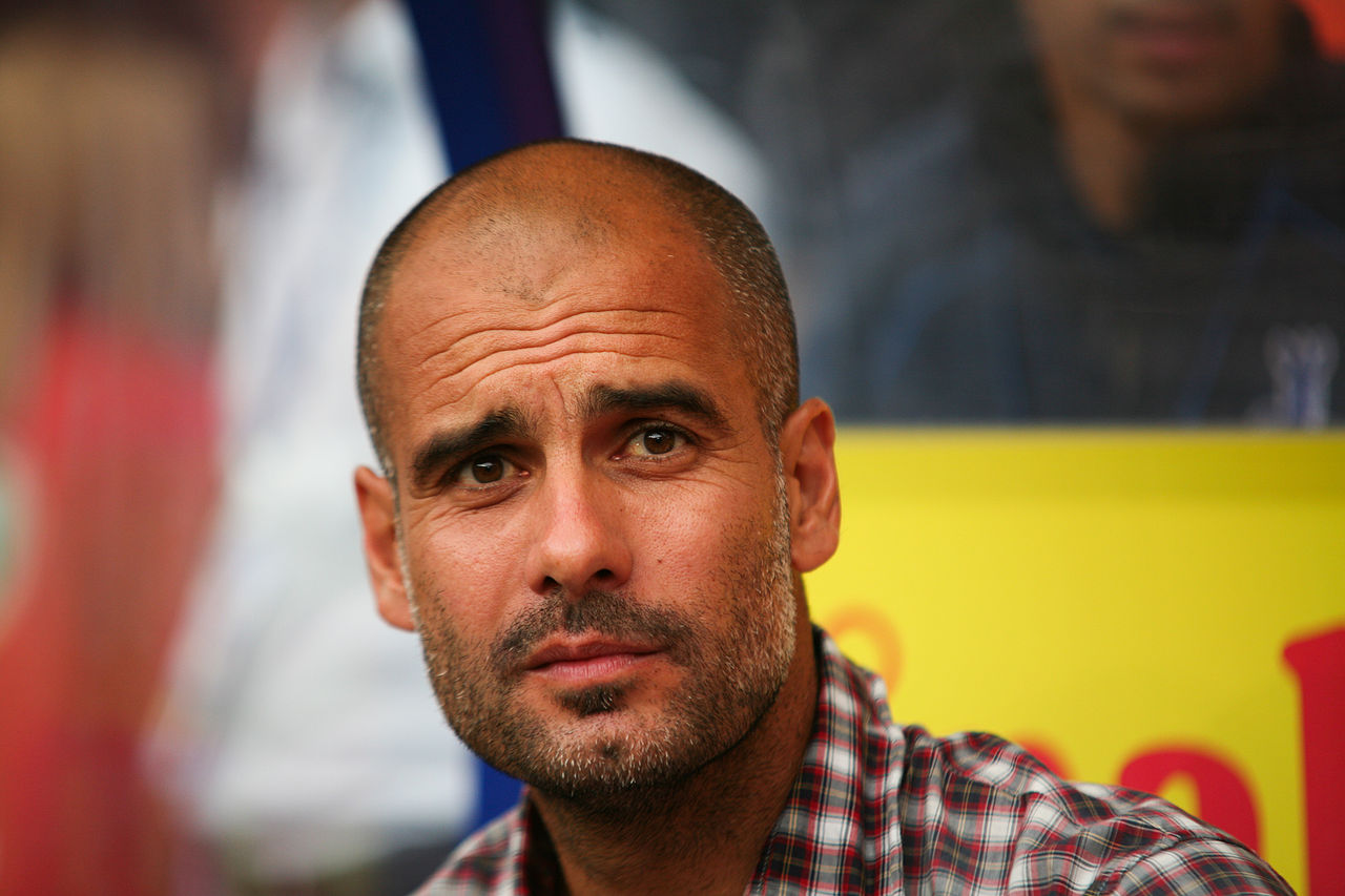 Pep Guardiola – A Lost Soul