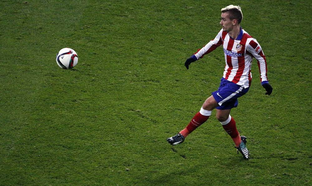 An Alternative Future for Antoine Griezmann