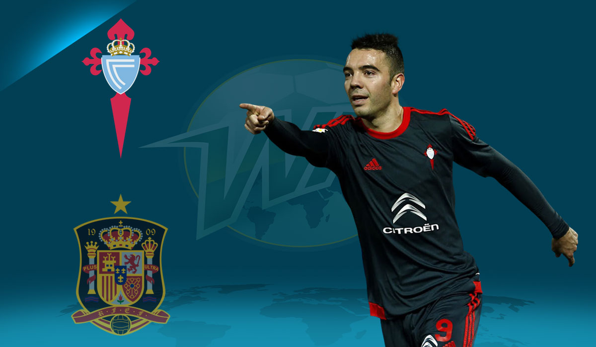 Iago Aspas: How The Liverpool Reject Became a Vital Cog in the Celta Vigo Machine