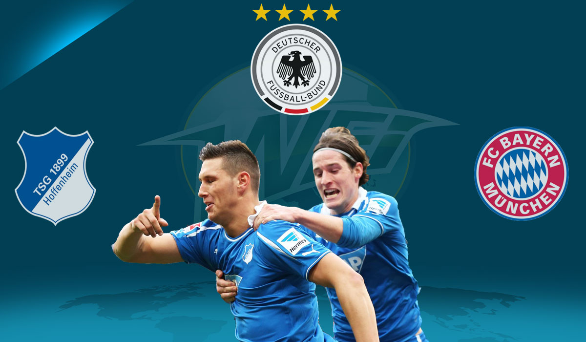 Niklas Sule & Sebastian Rudy: Hoffenheim's Bayern Bound Bundesliga Stars