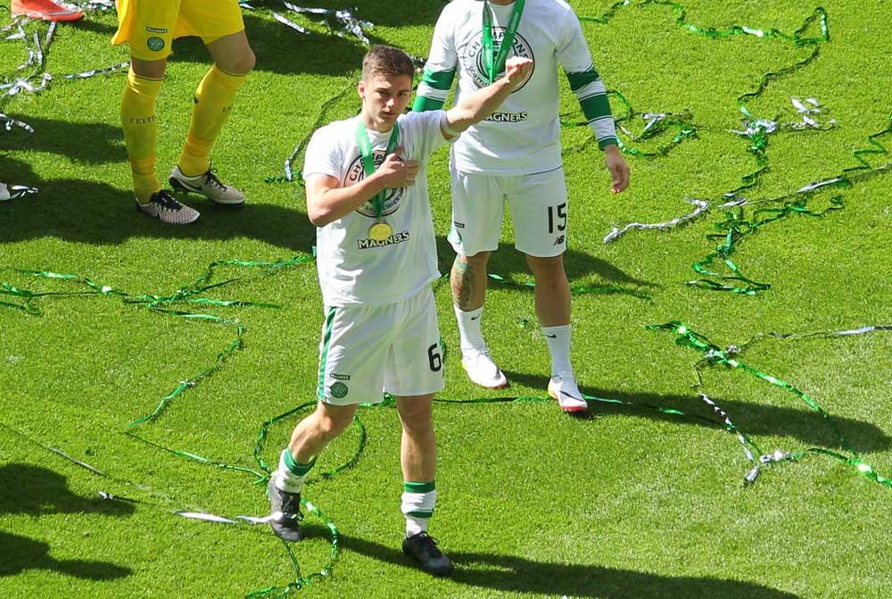 Celtic's Kieran Tierney Proves That If You're Good Enough, You're Old Enough