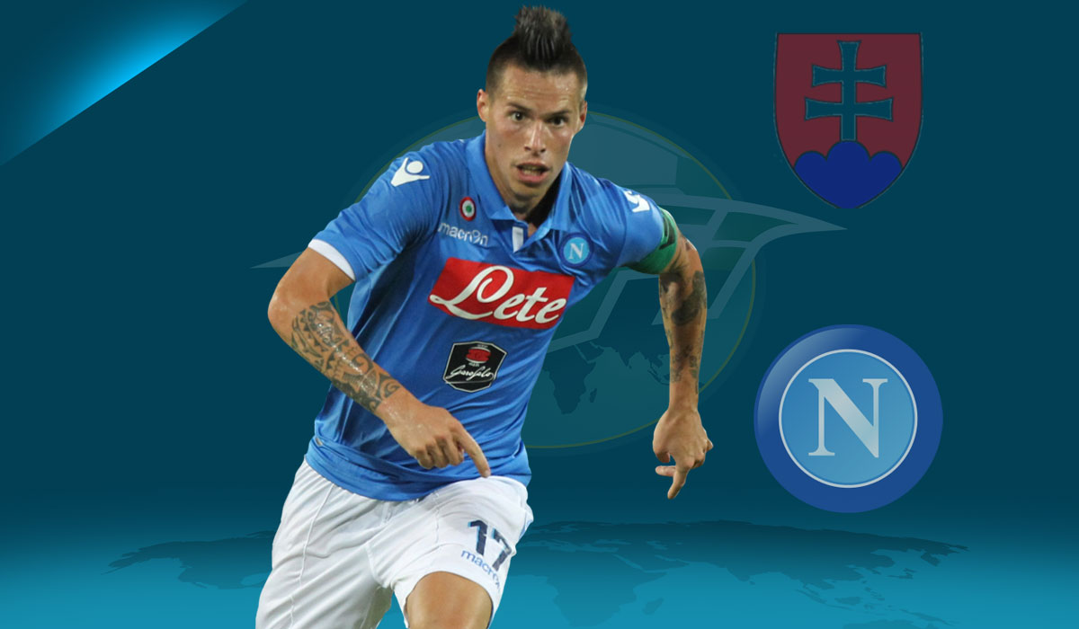 "Marek Hamsik Napoli s Loyal Servant is Redefining ""Success"""