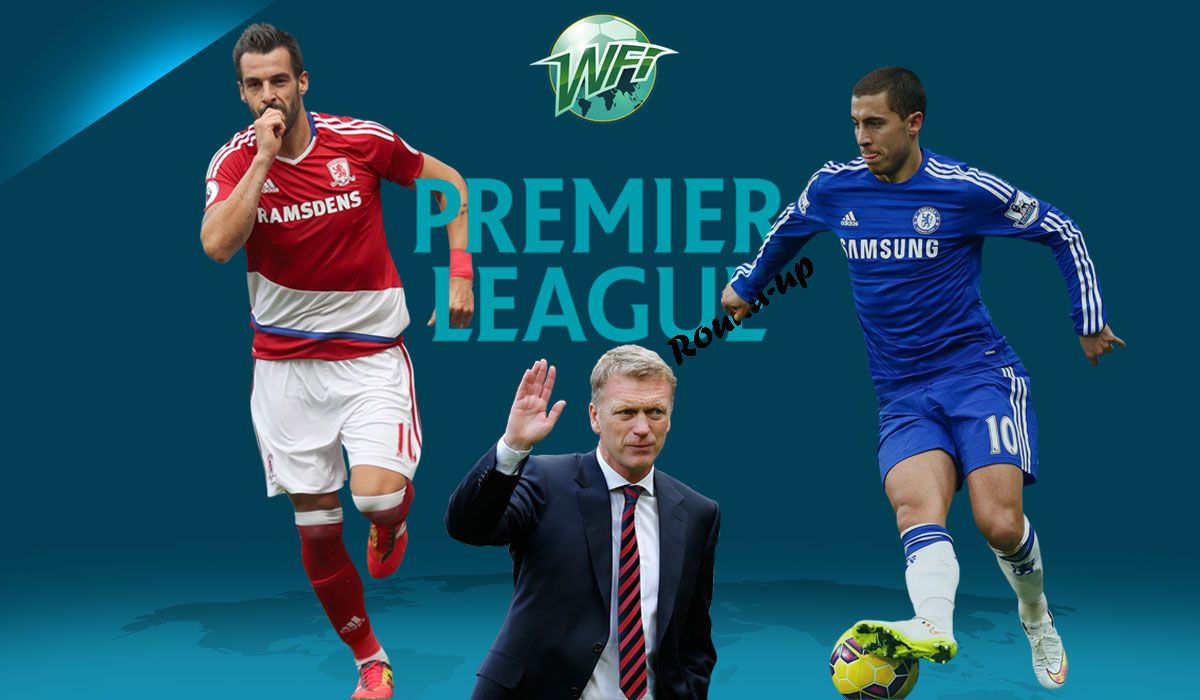 Premier League Roundup: Hazard-ous Title Race & Negredo Nostalgia