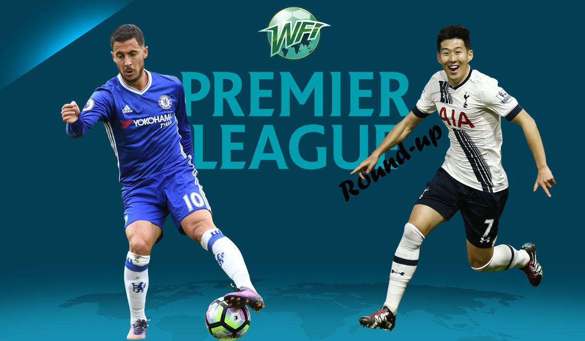 Premier League Roundup: Son Shines but is the Title Race Over?
