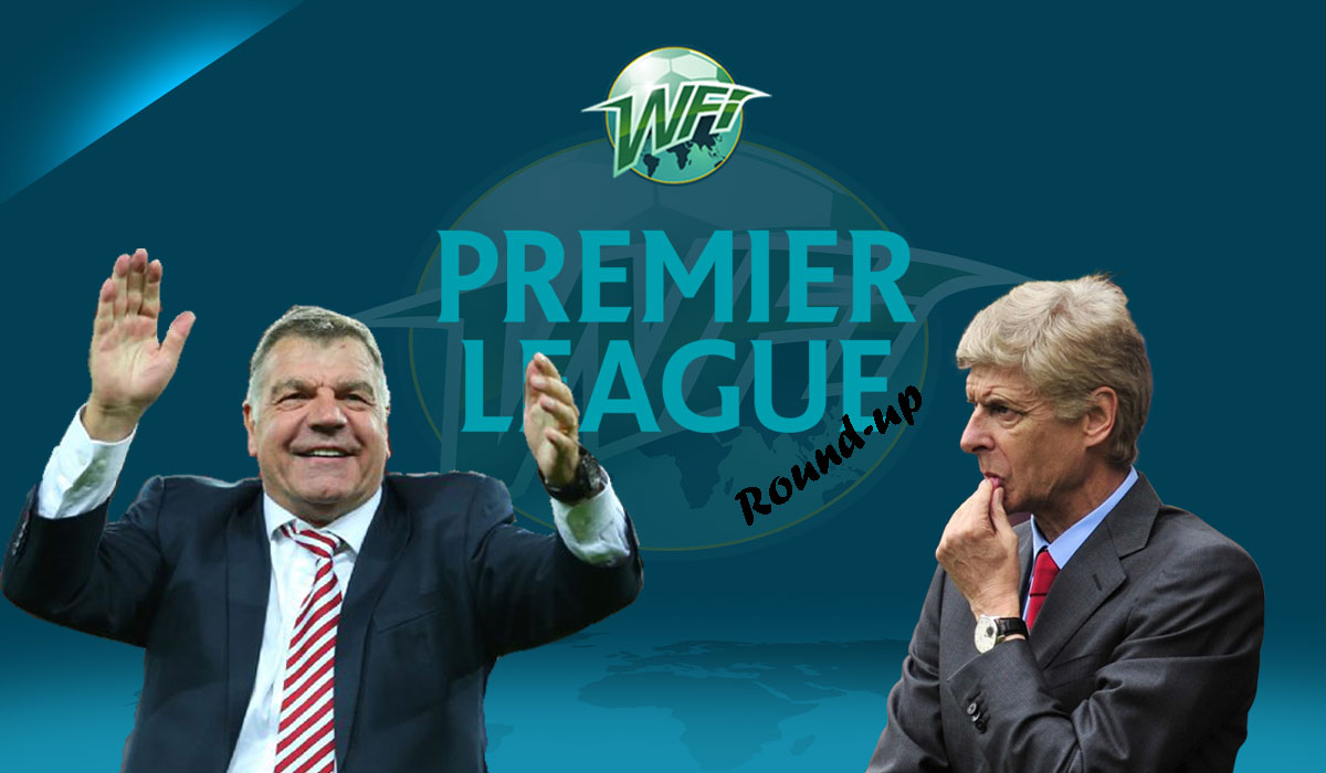 Premier League Roundup: Wenger in Limbo While Allardyce Tidies the Palace