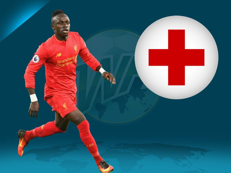 Sadio Mane Injury Update: Liverpool Fear Six Month Lay-Off