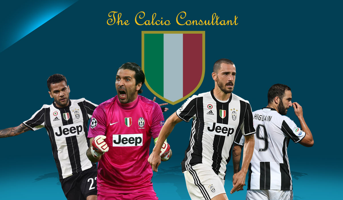 Juventus Player Of The Season: The Calcio Consultant