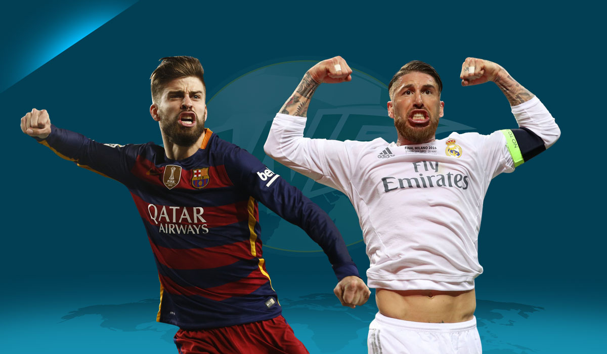 Ramos & Pique: The Best of Friends – The Worst of Enemies