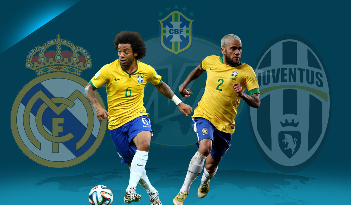 Marcelo & Dani Alves: How Brazil's 'Laterais' Silenced Critics & Reinvented The Position