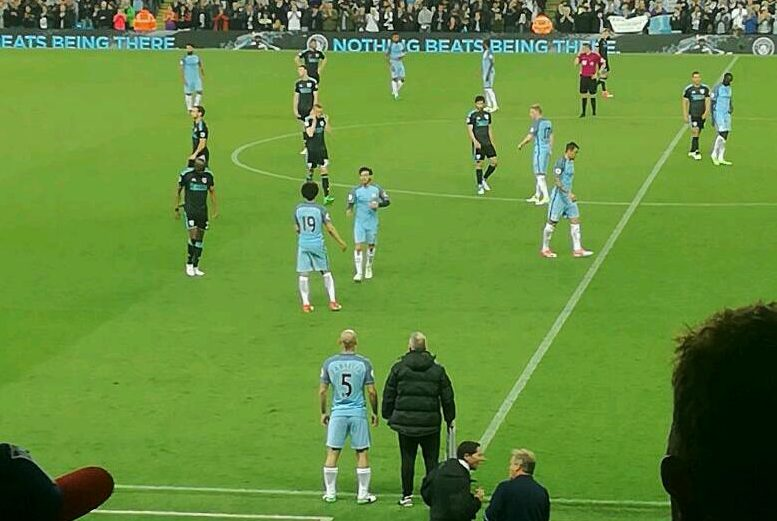 Zabaleta Says Goodbye to City Faithful: Manchester City 3, West Brom 1
