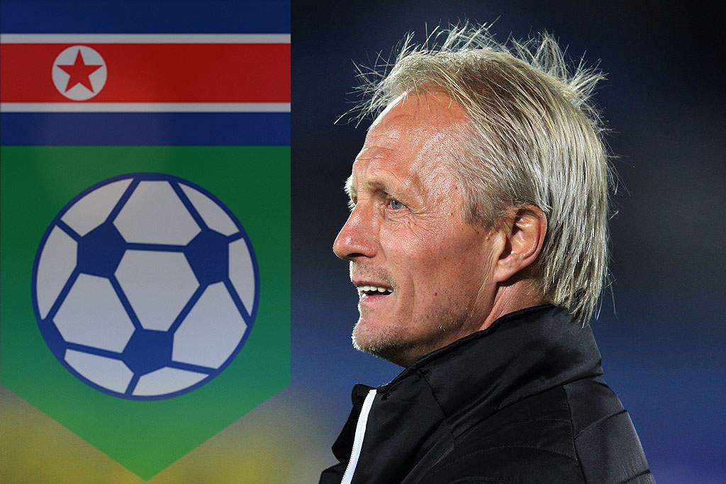 The Chosun Jørn: Can Jørn Andersen Make Sense of North Korean Football?