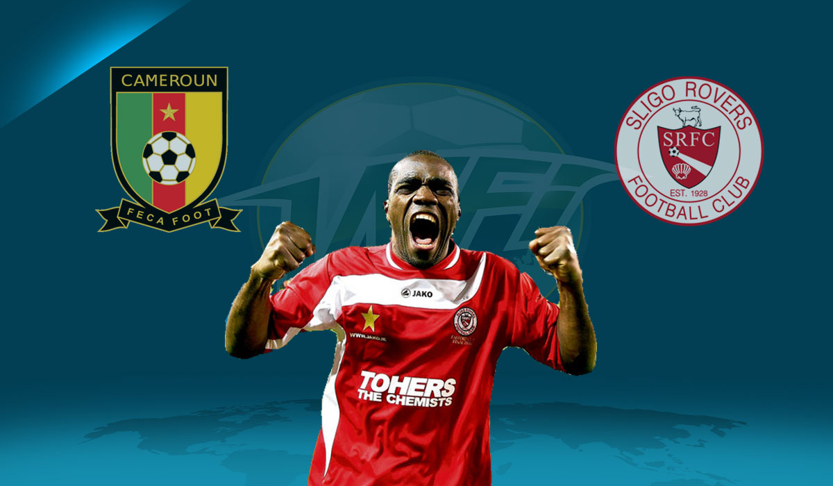 Joey N'Do – Sligo Rovers Legend