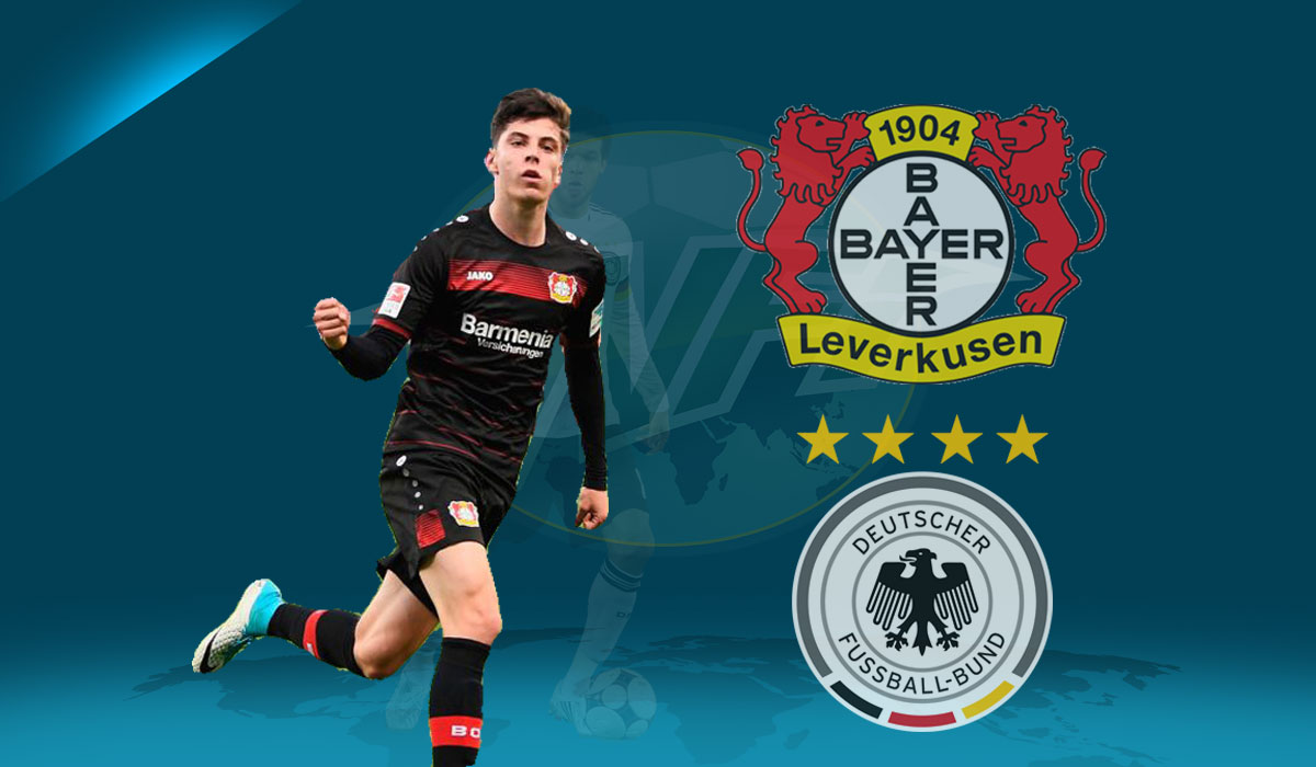 Kai Havertz – The Leverkusen All-Rounder Being Compared to a German Legend