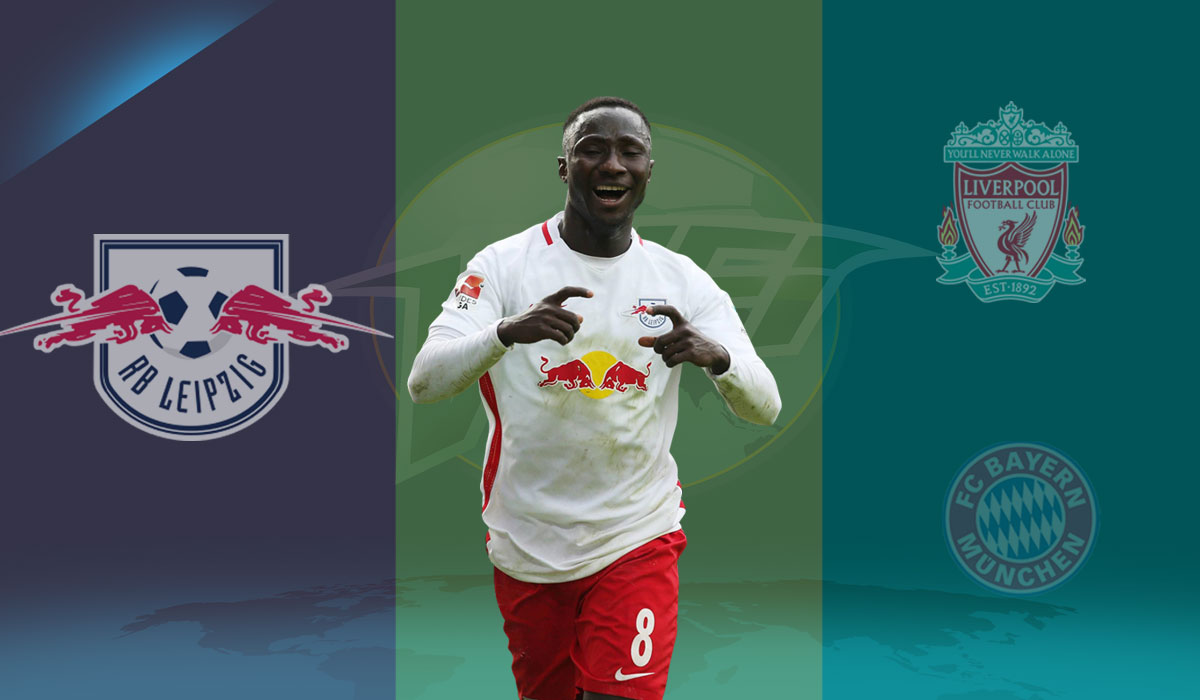 Naby Keita: A Liverpool & Leipzig Long Game