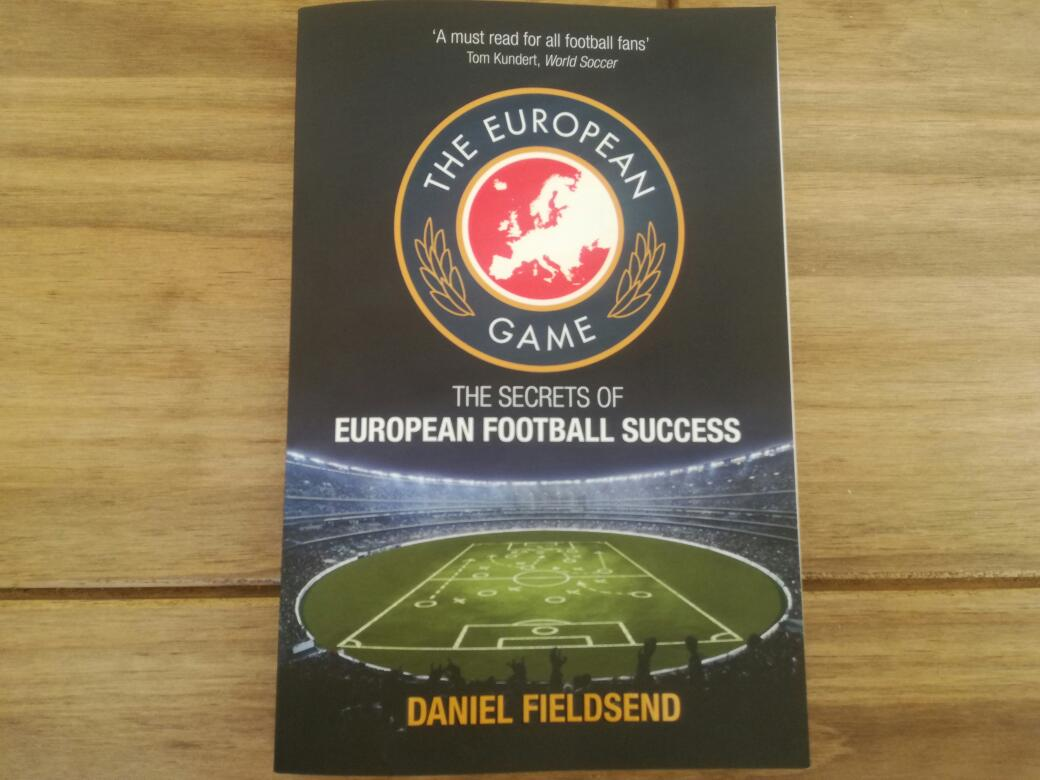 Win a copy of The European Game book in our Twitter competition