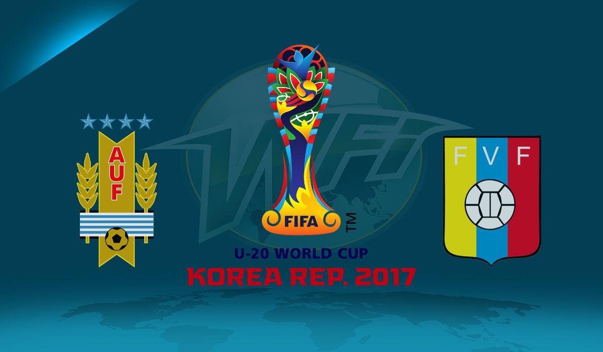 Uruguay vs Venezuela – U20 World Cup Semi-Final Preview