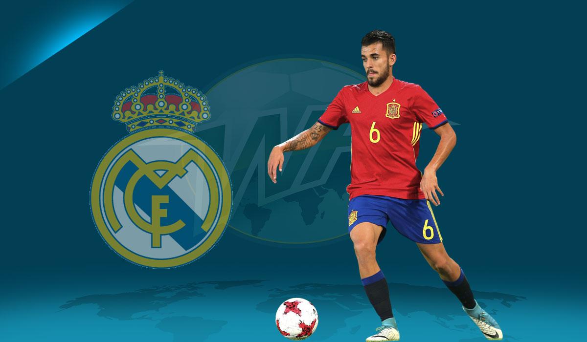 Dani Ceballos – Future-proofing Real Madrid's Midfield