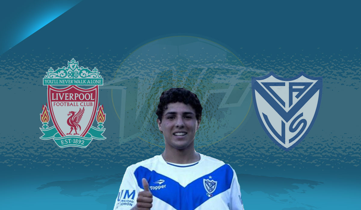 EXCLUSIVE: Liverpool Eye Up Argentinian Wonderkid Maxi Romero