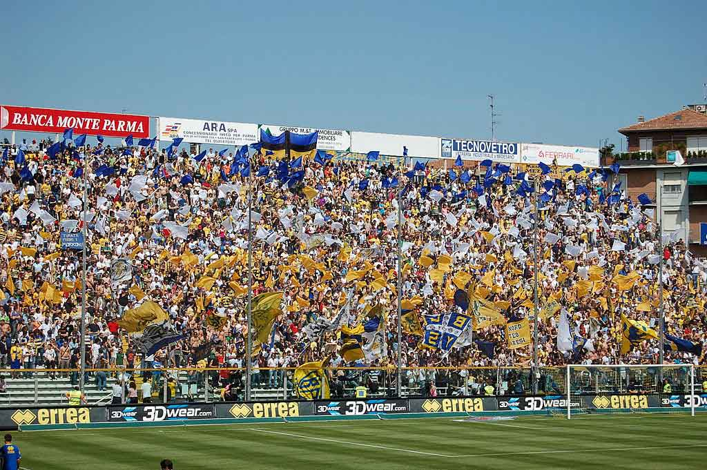 Parma Chameleon: The Changing Faces & Fortunes of Parma Calcio