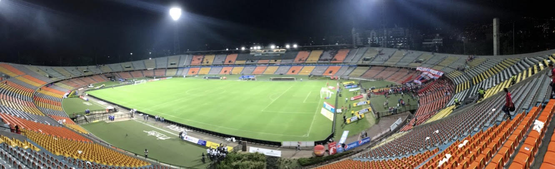 Atanasio Girardot Stadium