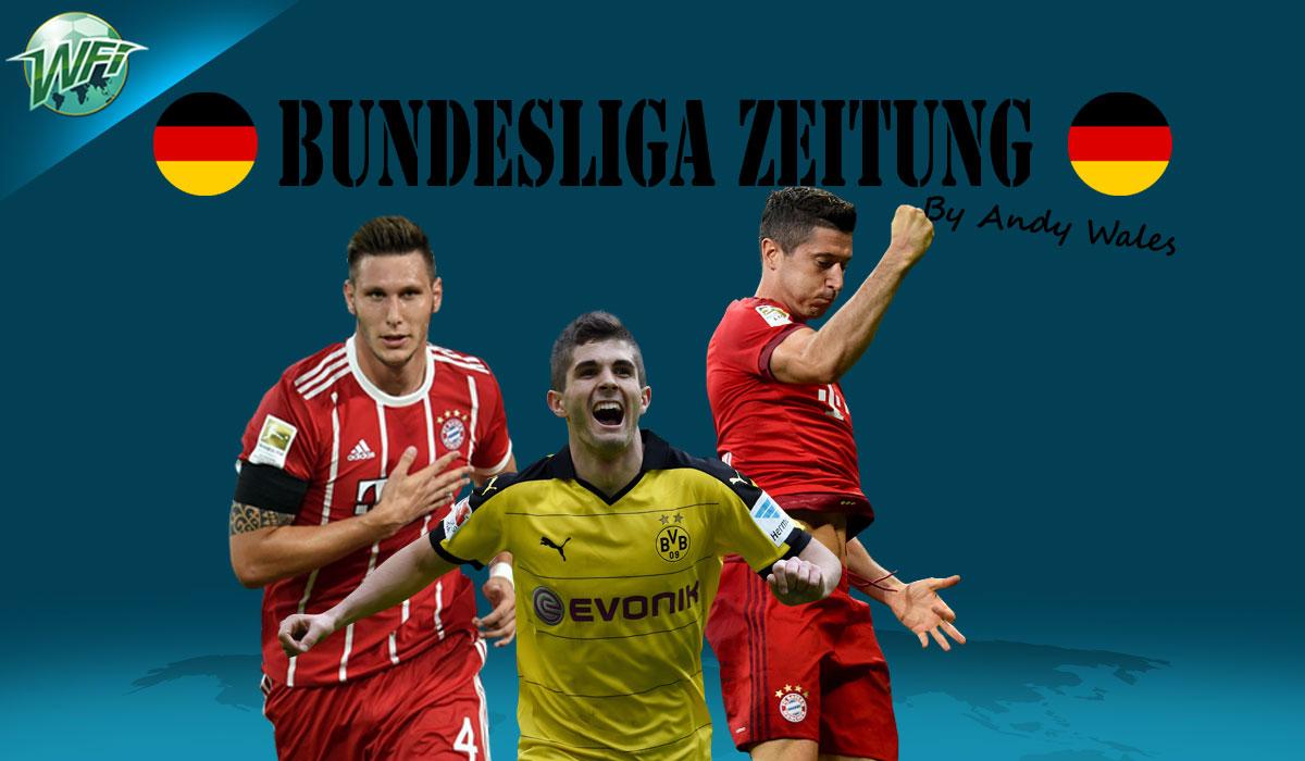 Bayern Hit Top Gear & Leipzig Stall – The Bundesliga Zeitung