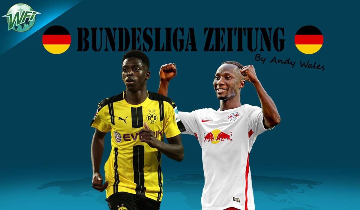 Transfers, Europe, & Hamburg Going Top – The Bundesliga Zeitung