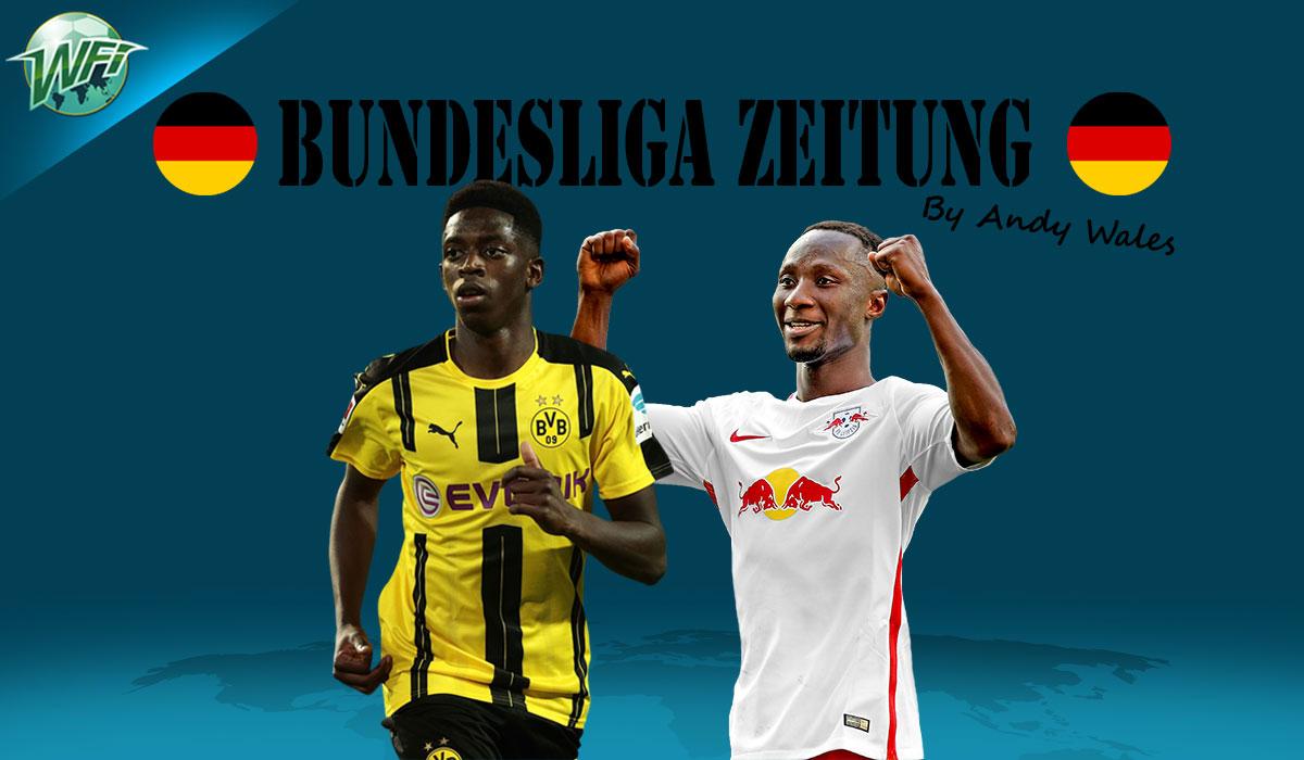 Transfers, Europe, & Hamburg Going Top – The Bundesliga Zeitung
