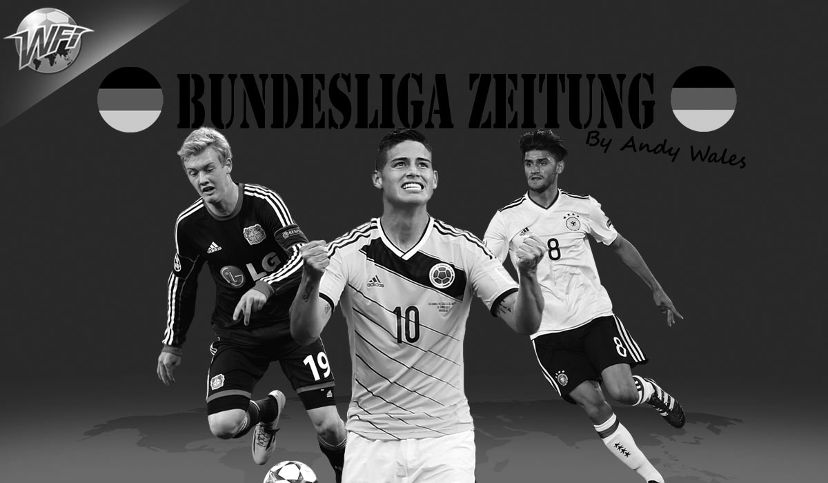 Bundesliga Zeitung – 2017/18 Season Preview