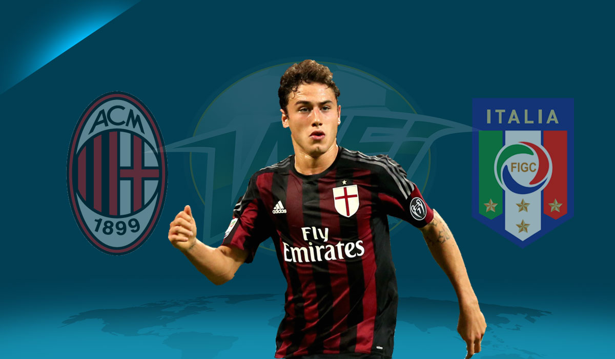 The Young Stars of Italian Football – Davide Calabria – AC Milan