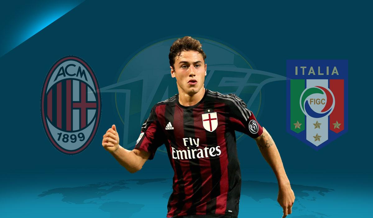 The Young Stars of Italian Football – Davide Calabria – AC Milan