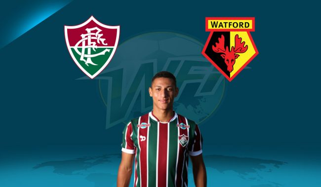 pick up 0588a 78211 Who Is New Watford Signing Richarlison?