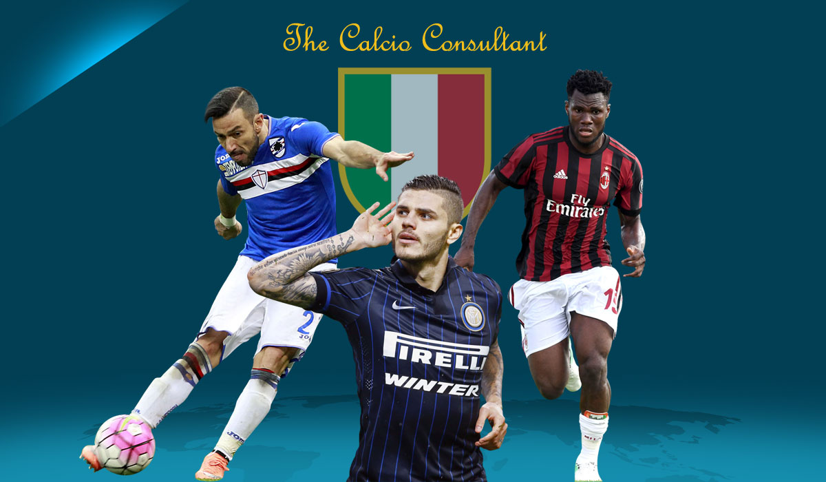 The Calcio Consultant – First Impressions of the 2017/18 Serie A Season