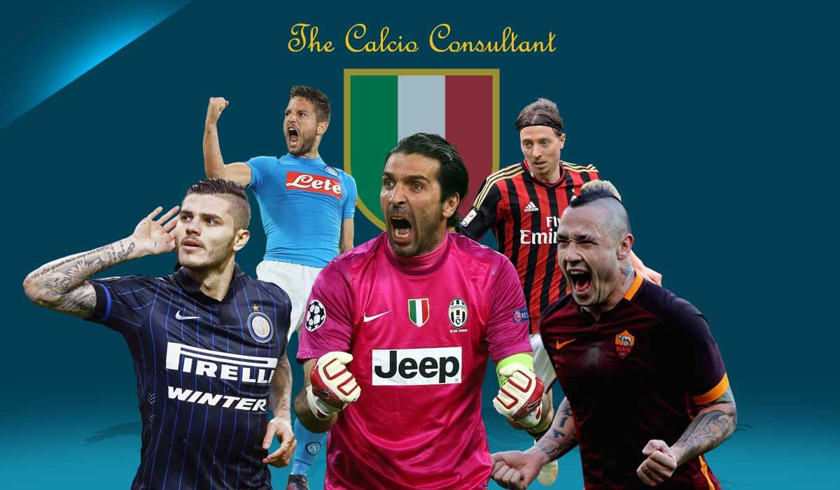 Serie A 2017-18 Predictions: Final Edition – The Calcio Consultant