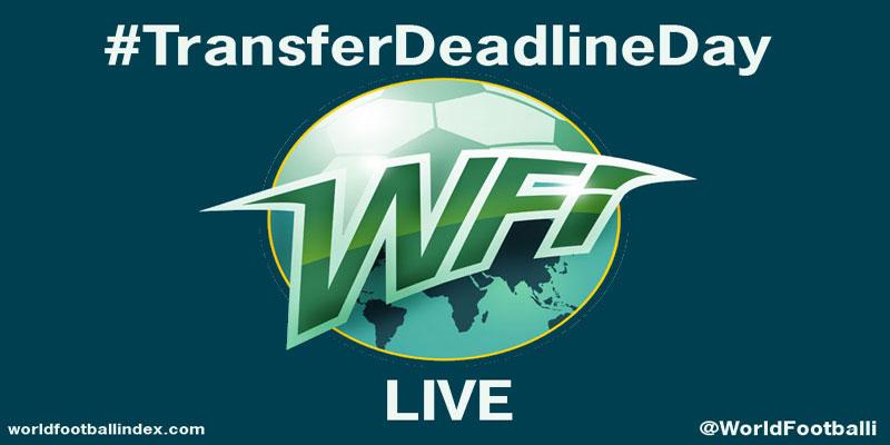 Transfer Deadline Day – LIVE! – Sanchez, Coutinho, Lemar, Barkley, Van Dijk, Llorente
