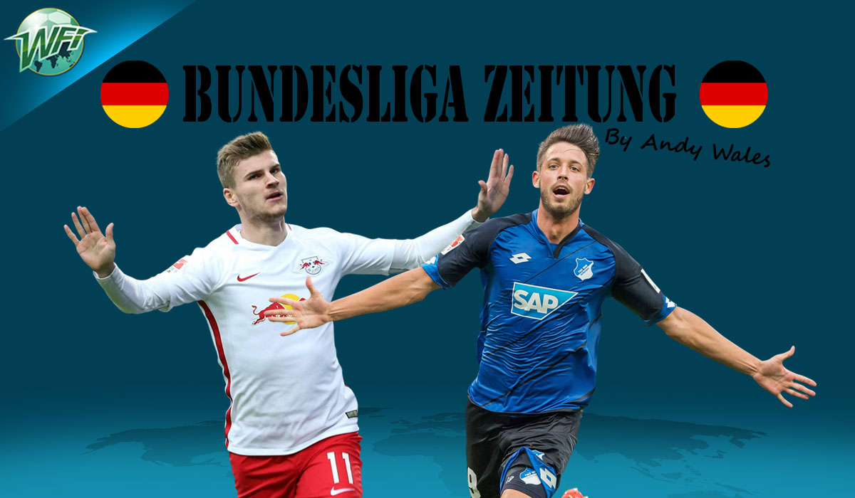 Uth at the Double and Werner Double Quick: Bundesliga Zeitung