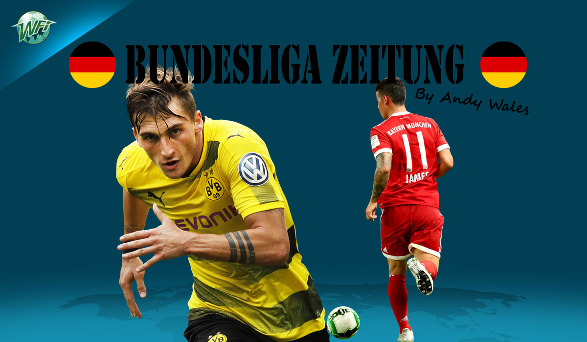 Bayern Bumble as Dortmund Reach Their Max – Bundesliga Zeitung