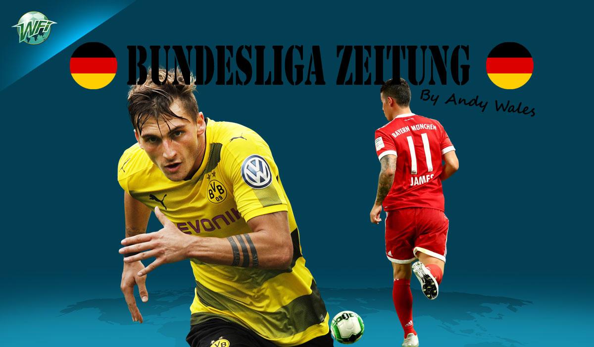 Bayern Bumble as Dortmund Reach Their Max – Bundesliga Zeitung