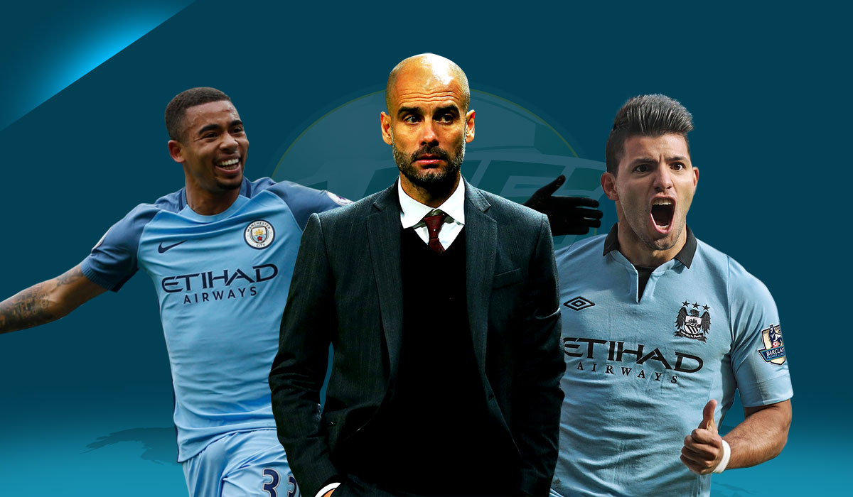 How a Classic Two up Top is Allowing Man City to Reach 'Peak Pep'