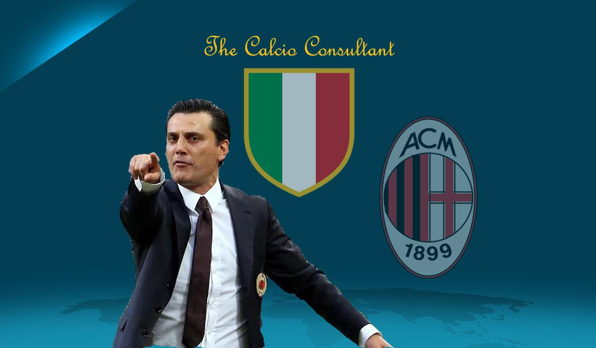 Montella's Milan Mismanagement – The Calcio Consultant